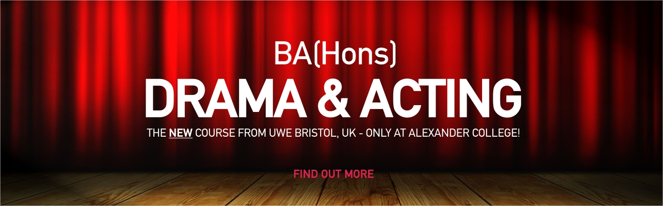 BA(Hons) Drama & Acting