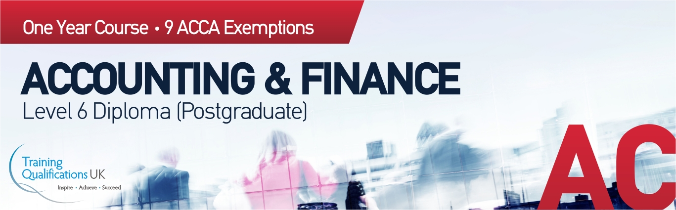Accounting & Finance 9 ACCA exemptions