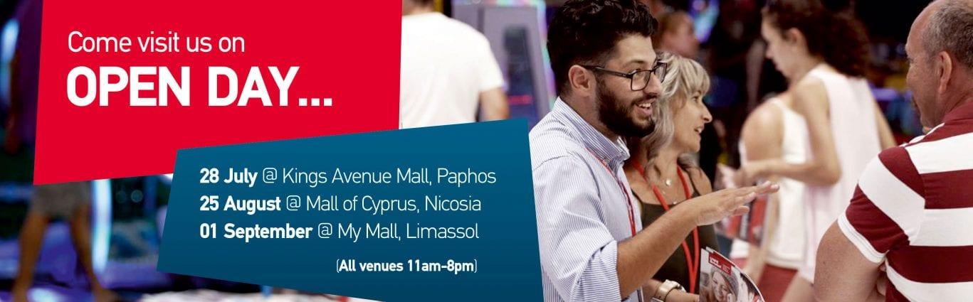Ημέρες Γνωριμίας Alexander College – Εμείς Mall, εσείς;
